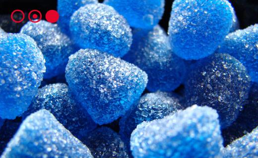 Azul natural