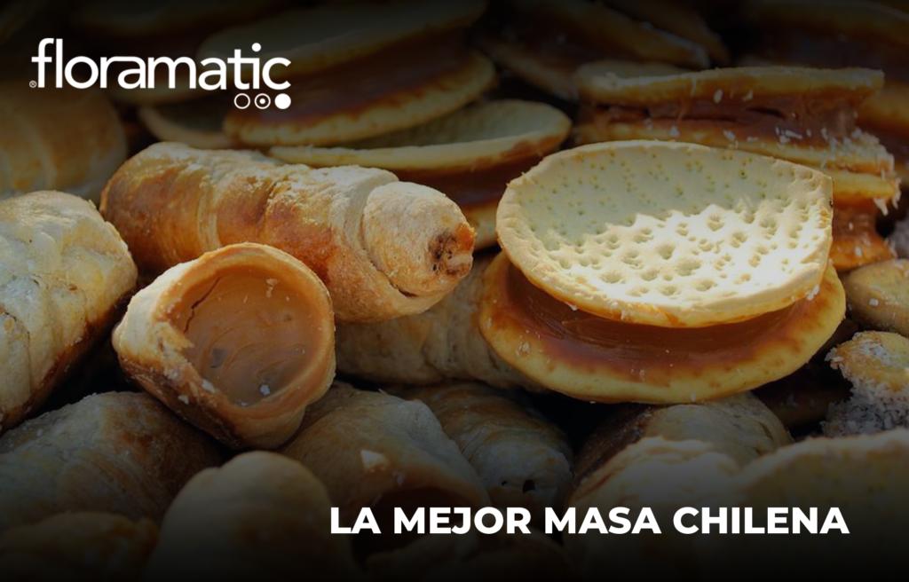 La mejor masa chilena
